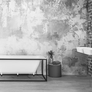 Built-in bathtubs