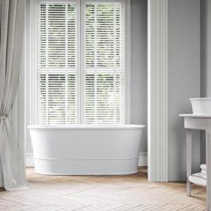 Wide-rim bathtubs